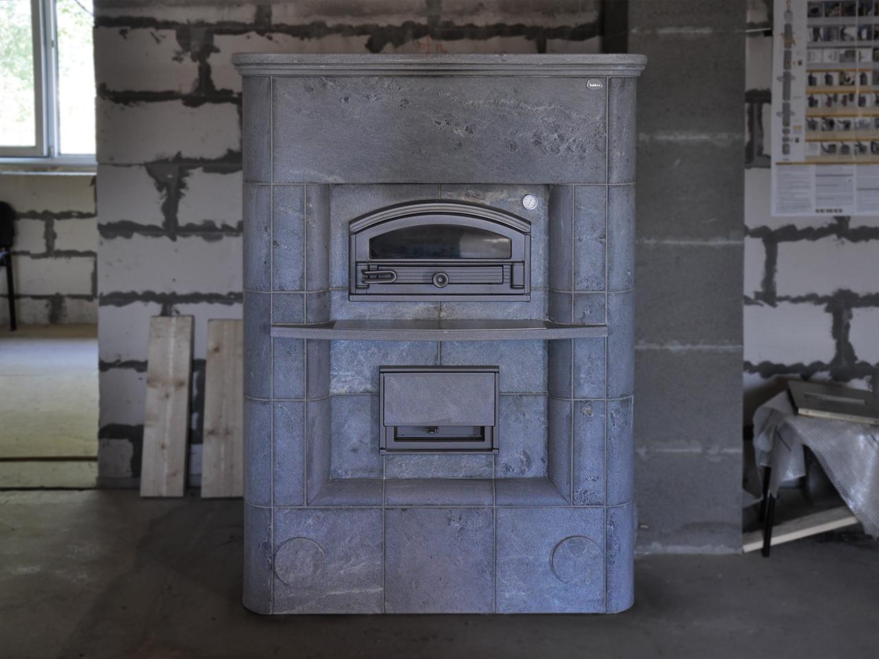 Печь TULIKIVI от Almod