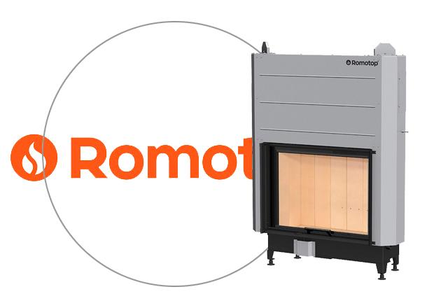 Каминные топки Romotop (Ромотоп)