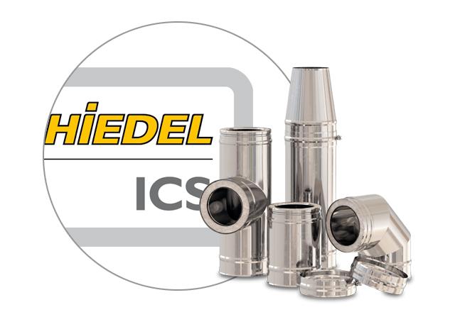 Дымоходы Schiedel ICS
