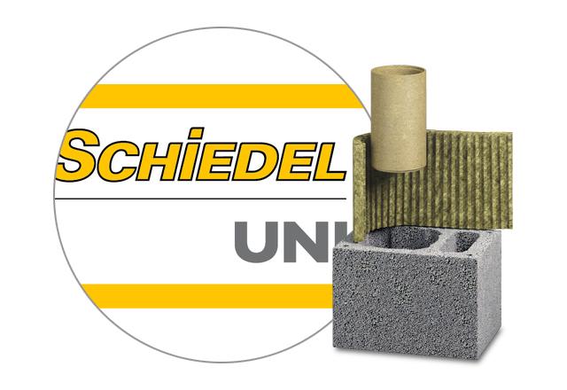 Дымоходы Schiedel UNI