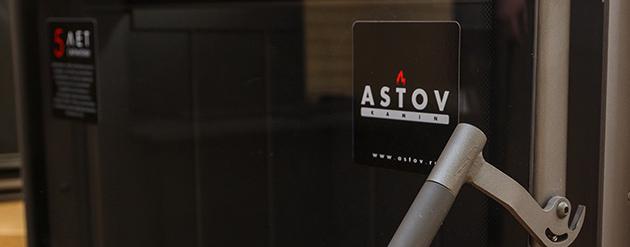 Дверцы каминных топок АСТОВ