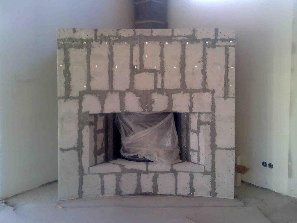 Эксклюзивный камин от Almod