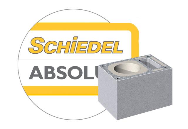 Керамические дымоходы Schiedel ABSOLUT