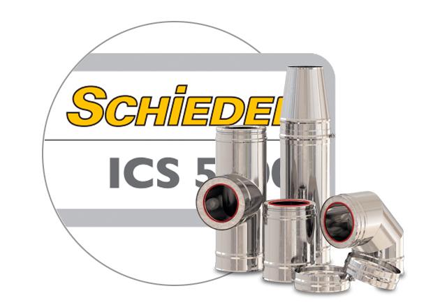 Schiedel ICS 5000