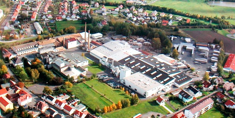 Завод Schuiedel в Германии