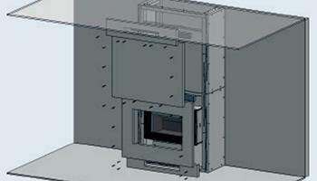 Монтаж фронтальных плит из силиката кальция