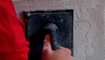 Оштукатуривание силиката кальция