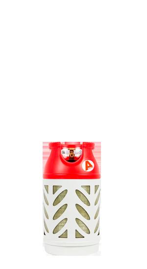 Газовый баллон с логотипом Almod