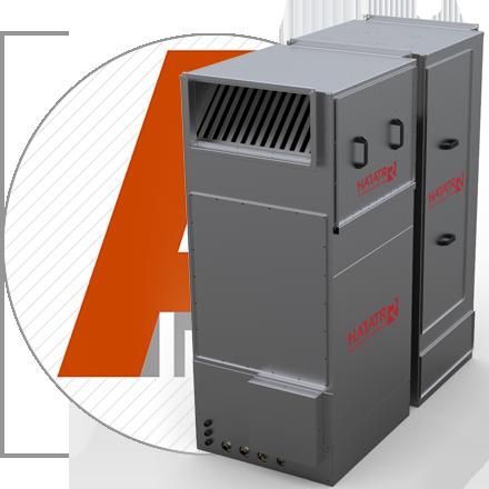 Система очистки воздуха от Almod