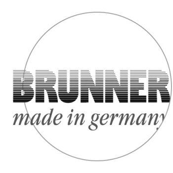 Логотип BRUNNER