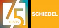 логотип Schiedel 75 лет